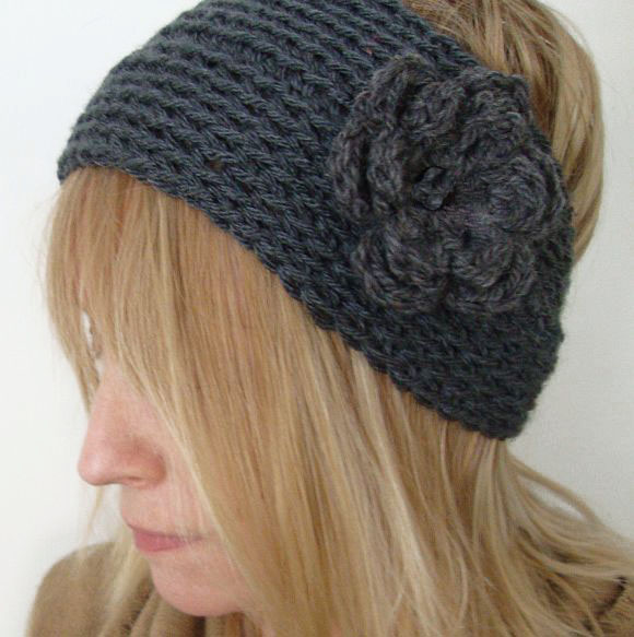 Crochet Patterns Head Warmers : crochet head warmer 1 review crochet head warmer by shelby rose store ...